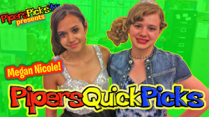 PQP #115: MEGAN NICOLE SINGING and EXCLUSIVE INTERVIEW with PIPER REESE!