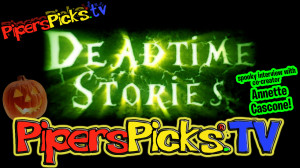 Nickelodeon's DEADTIME STORIES EXCLUSIVE FIRST LOOK with ANNETTE CASCONE & NANCY PATANSKI!