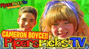 CAMERON BOYCE Talks DATING, DANCING, JESSIE