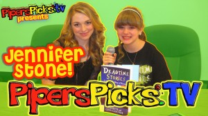 Former Disney Child Actor Is Now a Freaky-Deaky Babysitter? Interview with Jennifer Stone from Nick