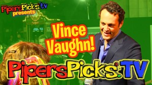 VINCE VAUGHN Talks DELIVERY MAN, JURASSIC WORLD   Exec Producer SCOTT MEDNICK! Delivery Man Reviews are in!