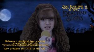 NEW DEADTIME STORIES Starring PIPER REESE! Sneak Peak