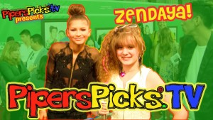 Zendaya Back with Bella Thorne and Back with Piper Reese Talking about K.C. Undercover!