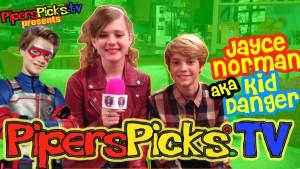 Jace Norman Talks Girls for Henry Danger, Thundermans, Dan Schneider   Piper Explores the Set