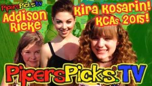 Kira Kosarin Talks Jack Griffo Cuteness