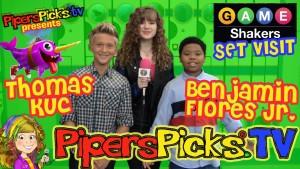 Game Shakers Benjamin Flores Jr. (Lil