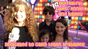 Bratayley Interview Exclusive with Caleb Logan, Hayley and Annie by Piper Reese