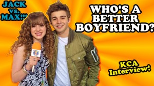 JACK GRIFFO Talks Being A Better Boyfriend Than Max Thunderman?