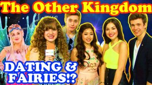 The Other Kingdom Cast: Esther Zynn, Callan Potter, Celina Martin