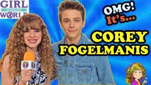 Corey Fogelmanis Dating Talk for Farkle in Girl Meets World Season 3!