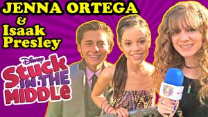 STUCK in the MIDDLE JENNA ORTEGA
