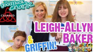 Leigh-Allyn Baker vs. Charmed Panther