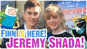 Jeremy Shada Talks Finn on Adventure Time, Surf's Up 2, Girls, Mr. Student Body President