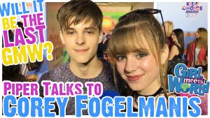 Corey Fogelmanis Talks Girl Meets World Last Episode? Maybe NOT? #SquadGoals