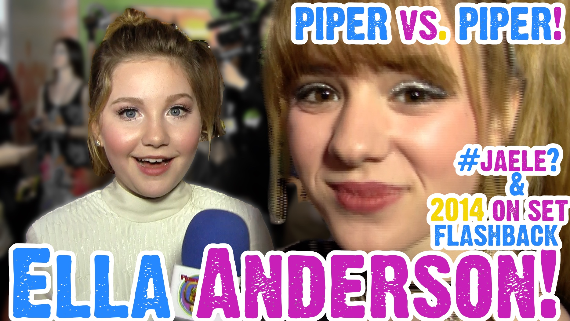 Ella Anderson Talks Dating Rumors & Disney vs  Nick with the