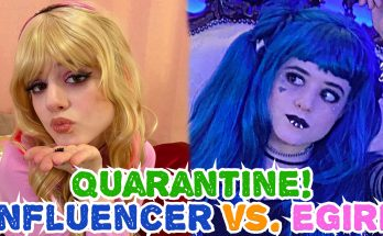 Influencer vs. eGirl Pic
