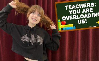 Teachers Overloading Students